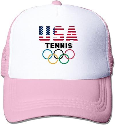 GGTAI Custom USA Tennis Sports Mesh Hat