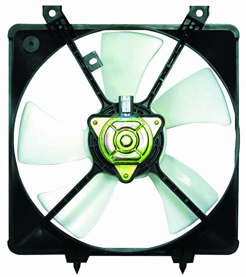 Depo 316-55019-100 Radiator Fan Assembly