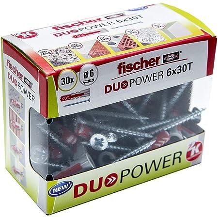 T Autoserv fischer 536389 Taco Duopower 5 x 25