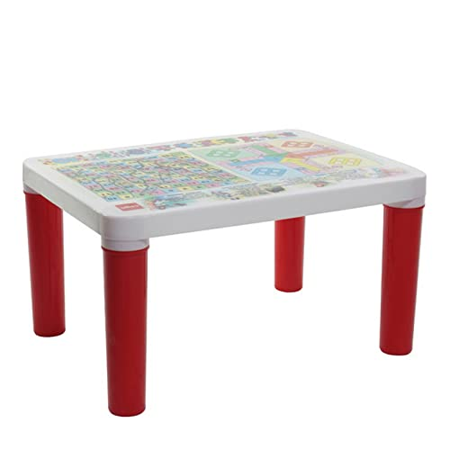 Cello Scholar Junior Dining Table (Red)