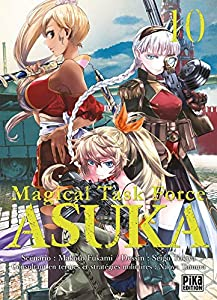 Magical Task Force Asuka Edition simple Tome 10