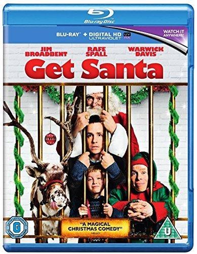 Get Santa [Blu-ray]
