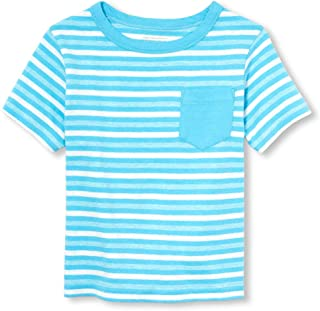 The Children's Place Baby Boys Printed Short Sleeve T-Shirt