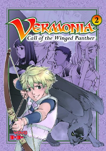 Vermonia #2: Call of the Winged Panther