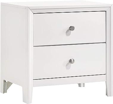 Lane Home Furnishings 1072-80 Nightstand, White