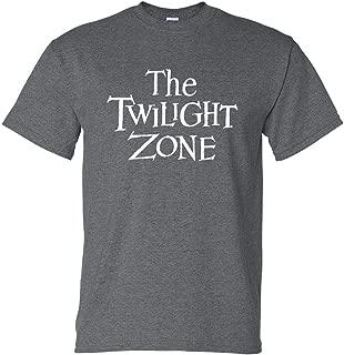 The Twilight Zone Funny T-shirt Mens Unisex Tee