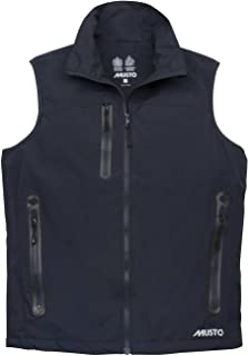 Musto Sardinia BR1 Gilet Waterproof, Windproof, and Breathable Vest