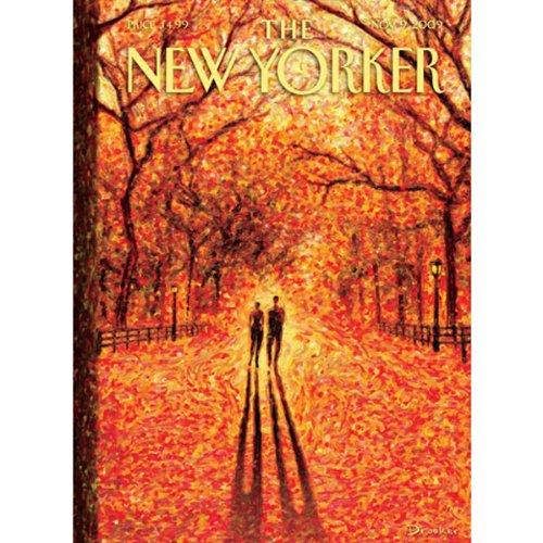 The New Yorker, November 9, 2009 (Alec Wilkinson, Dana Goodyear, Elizabeth Kolbert) cover art