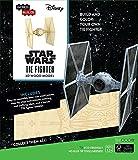 Incredibuilds Star Wars Tie Fighter: 3D Wood Model