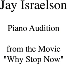 why stop now piano song