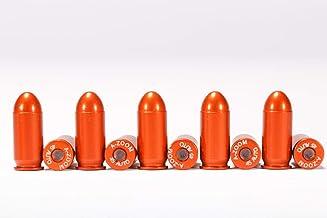 A-ZOOM 45 AUTO SNAP Cap, Orange, 10PK