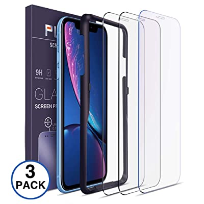 Tempered Glass Screen Protector Compatible with...