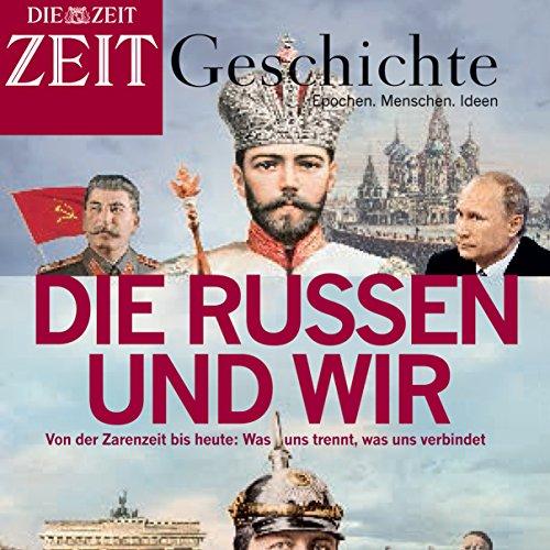 Die Russen und wir Titelbild