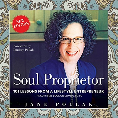 Soul Proprietor audiobook cover art
