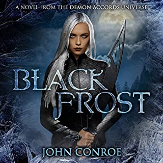 Black Frost cover art