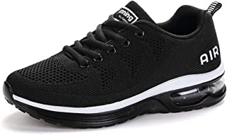 Running Shoes Men Women Trainers Breathable Sports Sneakers Lightweight Air Cushion Shock Absorbing Non Slip Fashion Casua...