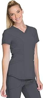 Infinity Women's V-Neck Solid Scrub Top