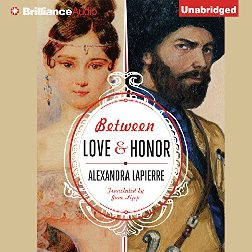 Between Love and Honor cover art