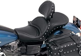 Saddlemen Explorer Special Seat with Driver Backrest for 05-08 Suzuki VL800B