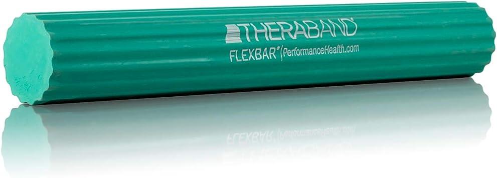 Thera-Band - Rodillo Flexible para Entrenamiento, Verde: Amazon.es: Industria, empresas y ciencia