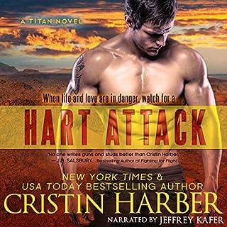 Hart Attack: Titan, Book 7 audiobook cover art