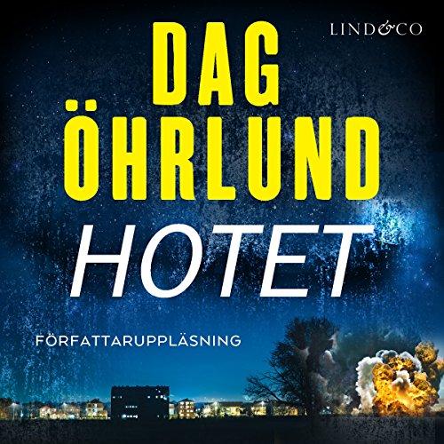 Hotet audiobook cover art