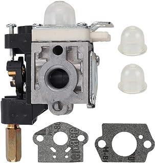 Mannial Carburetor Carb fit Echo SRM-266 SRM-266S SRM-266T HCA-266 PAS-266 PE-266 PE-266S PPT-266 PPT-266H HC-266 with Gasket & Primer Bulb