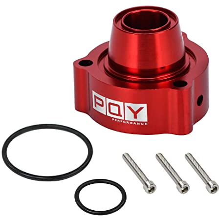 Tarente Blow Off Ventil Spacer Adapter BOV Fit Compatible with Mercede 2.0 Turbo A180 CLA250 A250 GLA250