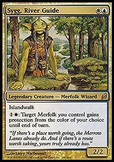 Magic: the Gathering - Sygg, River Guide - Lorwyn
