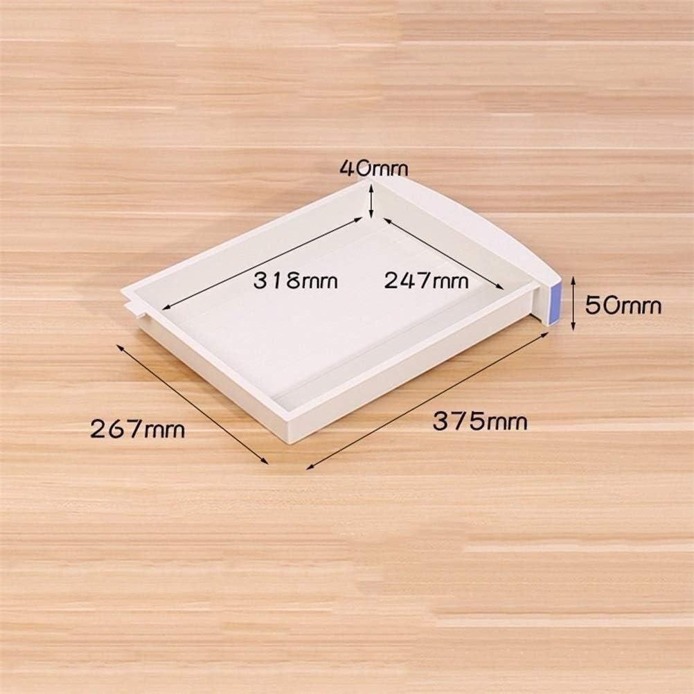 29.5x39.4x43cm Home Office Furniture File Cabinets Multilayer Desktop File Storage Box Comfortable Pull-in Design Large Space Slide Rail Drawer Paper Documents Plastic Color : Multicolour