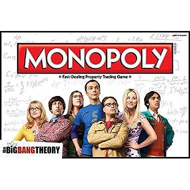 The Big Bang Theory Monopoly