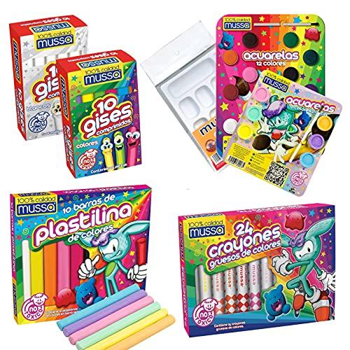acuarelas 16 colores fabricante Genérico