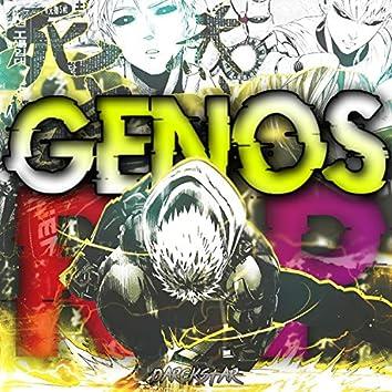 Genos Rap. El Cyborg Demoníaco