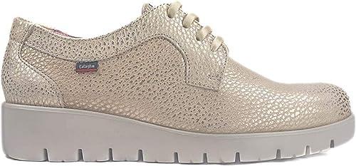 CALLAGHAN 89844 Nelson, zapatos para mujer blancoo Haman No-38