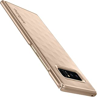 Spigen Thin Fit Designed for Samsung Galaxy Note 8 Case (2017) - Maple Gold