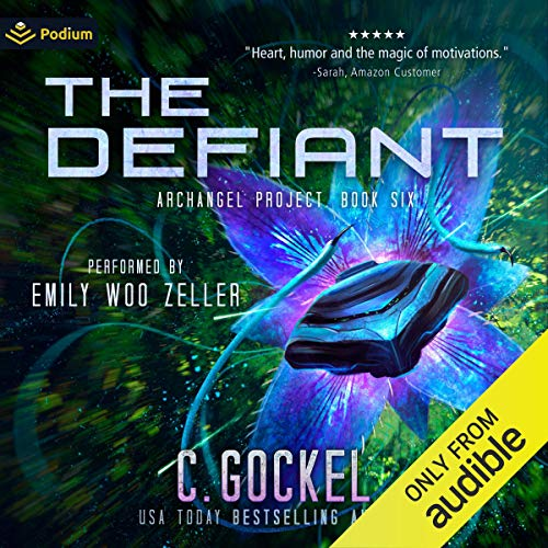 The Defiant cover art