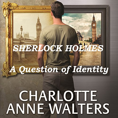 A Question of Identity audiobook cover art