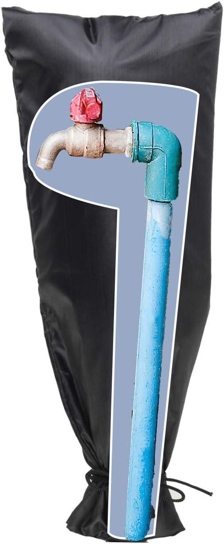Robinet ext/érieur Coque//Housse Spigot//Robinet Protector Protection ext/érieur Robinet 50 * 20cm Robinet Chaussettes pour lhiver Protection Anti-Gel 20/x 50,8/cm Bleu LouisaYork Robinet Coque