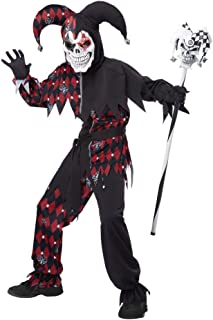 jester the clown costume