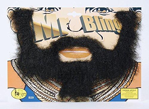 Barbe Déguisement M.Bling
