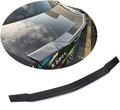 MCARCAR KIT For Mercedes Benz E Class Sedan W212 4Door 2010-2015 Aftermarket Customized Carbon Rear Trunk Boot Spoiler Wing Lip