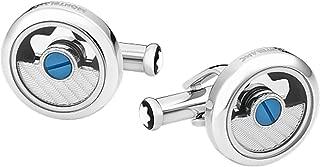 Horlogerie Two Tone 0.6 inches Cufflinks 116668