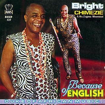 Because of English