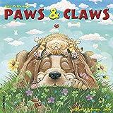 Gary Patterson s Paws n Claws 2020 Wall Calendar