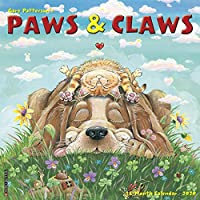 Gary Patterson's Paws & Claws 2020 Calendar
