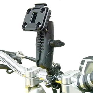 BuyBits Originele Extended Bike Stuur U Bolt Base met Dock voor Garmin Zumo XT