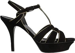 SAINT LAURENT Luxury Fashion Womens 579199C20001000 Black Sandals | Fall Winter 19