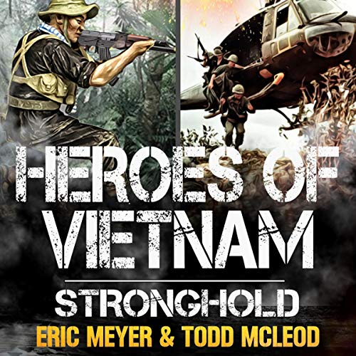 Stronghold Audiobook By Todd McLeod, Eric Meyer cover art