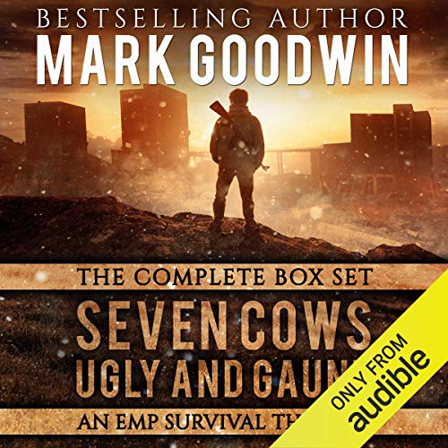 EMP Survival Box Set: Seven Cows, Ugly and Gaunt audiobook cover art