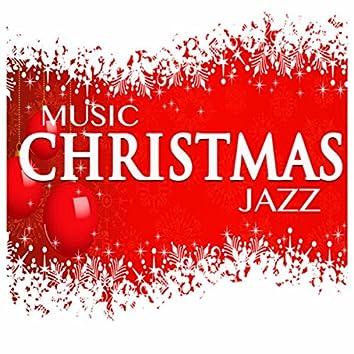 Music Christmas Jazz